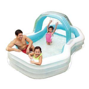 Intex Swim Center Family Cabana Pool 57198 in Pakistan