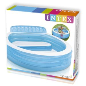 Intex Swim Center Paradise Family Lounge Pool 57190 in Pakistan
