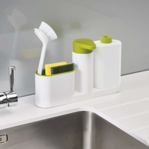 3 Pieces kitchen Sink Tidy Set Plus