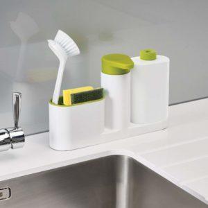 3 Pieces kitchen Sink Tidy Set Plus