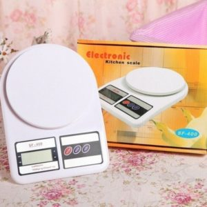 Electronic LCD Kitchen Weighing Scale SF-400