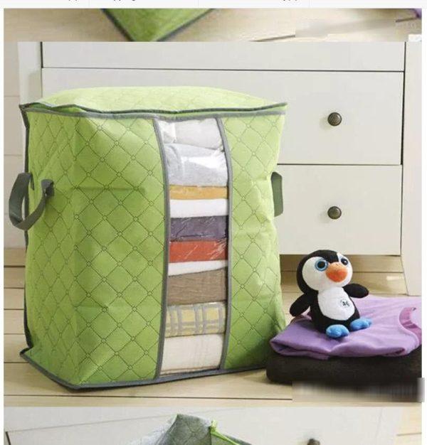 Laundry Storage Folding Bag