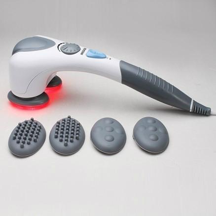 Double Head Massage Hammer Infrared Massager