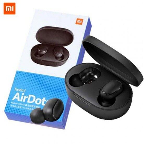 Mi Redmi Airdots Mini Size Bluetooth With Charging Dock Original