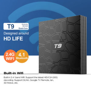 Pakistan T9 Android 9.0 TV Box in Pakistan