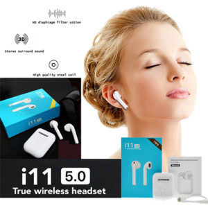 Pakistan TWIN I11 Wireless Earphone V5.0