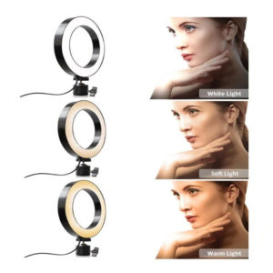 26 CM LED Studio Camera Ring Light Photography