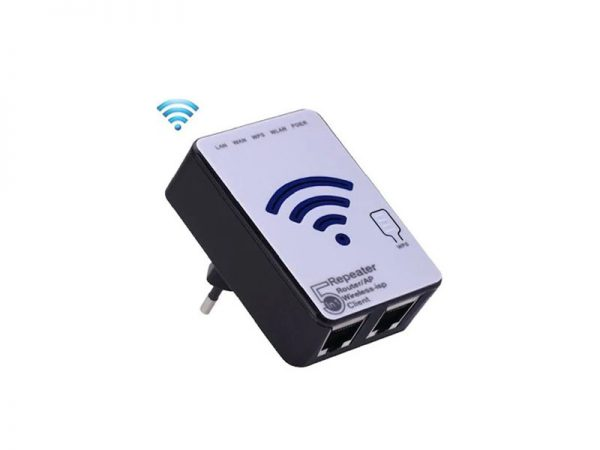 Alfa R306 Wireless-N Mini Repeater Telebrands