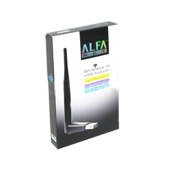 Alfa WiFi USB Antenna Adapter MT-7601
