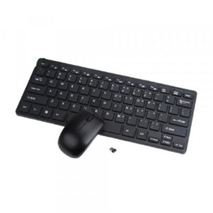 Apple Wireless Keyboard and Mouse Mini
