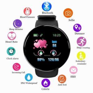 D18 Smartwatch