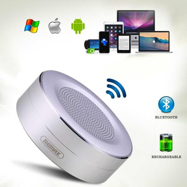 Remax Bluetooth Speaker RBM-13 in Pakistan