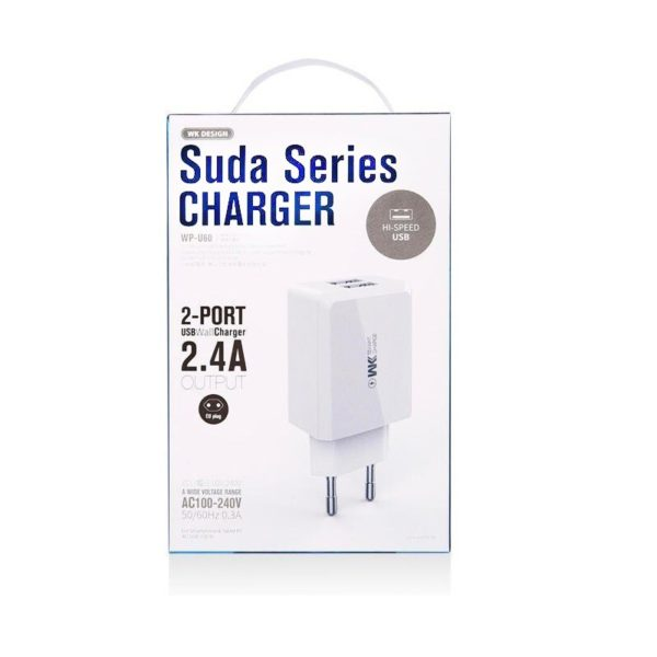 Remax WP-U60 USB Dual USB Charger