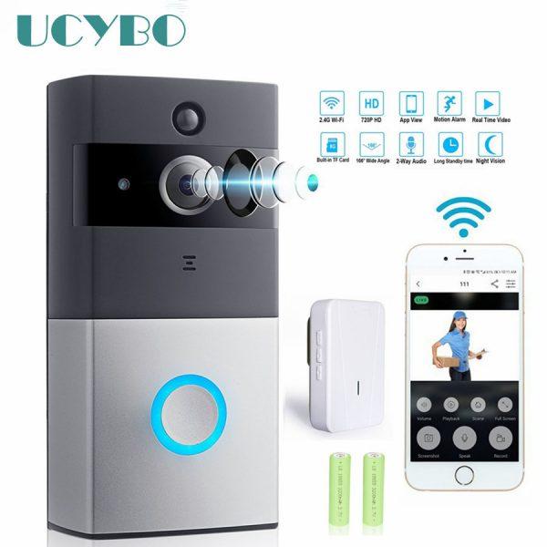 Telebrands Doorbell IP Wireless Camera